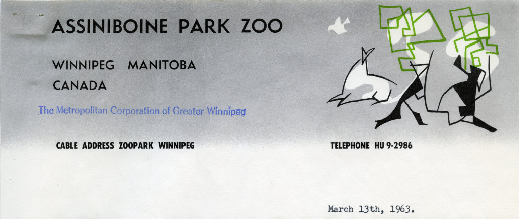 Assiniboine Park Zoo [Winnipeg] – 1963